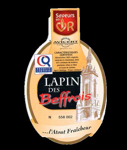 Logo Lapin des beffrois