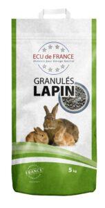 Sac aliment lapin Ecu de France 5kg
