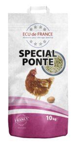 Sac aliments spécial ponte Ecu de France 10 kg